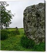 Avebury Megalith Canvas Print