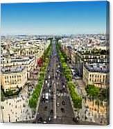 Avenue Des Champs Elysees In Paris France Photograph by Michal Bednarek 3ea92d7bab7b0