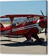 Aviat Pitts S-2b Canvas Print
