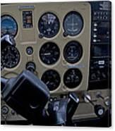 Aviation Near Jekyll Island Canvas Print