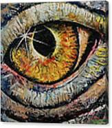 Awakened Dragon Canvas Print