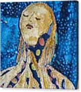 Awakening Detail Canvas Print