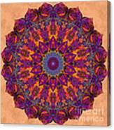 Awakening Lotus Canvas Print
