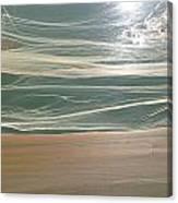 Awakening Sea Canvas Print