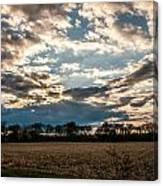 Awesome Sky Canvas Print