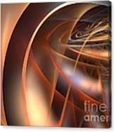 Axial Tilt Canvas Print