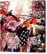 Axl Rose Original Canvas Print