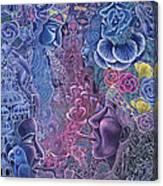 Ayari Warmi Canvas Print
