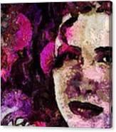 Azaela Canvas Print