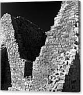 Aztec Moon Canvas Print