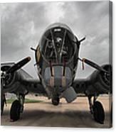 B-17 Dreams Canvas Print