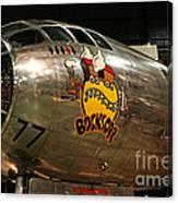 B-29 Bockscar Canvas Print