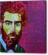 B-dandy Canvas Print