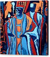 Baba O'loja Canvas Print