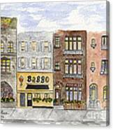 Babbo @ Waverly Place Canvas Print