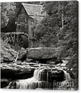 Babcock Grist Mill No. 1 Canvas Print