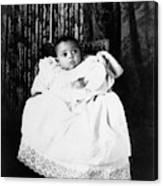 Baby, C1899 Canvas Print
