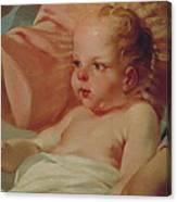 Baby Jesus  Canvas Print