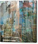 Babylon Proportion 1 Canvas Print