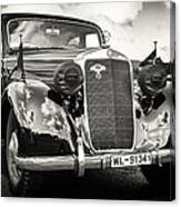 Back In Time... Canvas Print