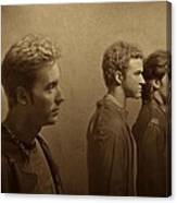 Back Stage With Nsync S Canvas Print