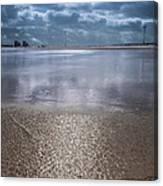 Back To Sea Canvas Print