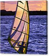 Backlight Canvas Print