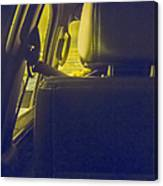 Backseat Canvas Print