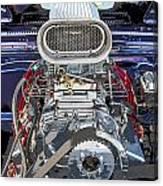 Bad Boy Blower Motor Canvas Print