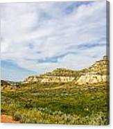 Badlands 38 Canvas Print