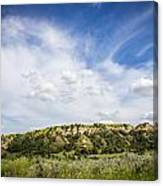 Badlands 48 Canvas Print