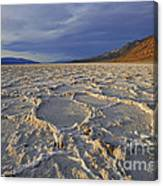 Badwater Basin Canvas Print