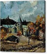 Bagimont Canvas Print