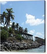 Bahi Bridge Canvas Print