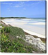 Bahia Honda Key Canvas Print