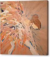 Bailarina  Canvas Print