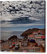 Baja Mexico Canvas Print