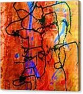 Baja Primative Canvas Print