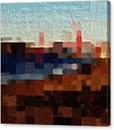 Baker Beach Canvas Print