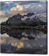 Baker Dusk Cloudscape Canvas Print