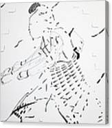 Bakiga Dance - Ugandan Dance Canvas Print