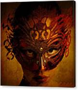 Bal Masque Canvas Print