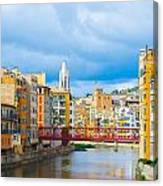 Balamory Spain Canvas Print
