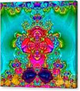 Balanced Chakra Canvas Print