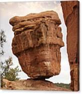 Balanced Rock Canvas Print