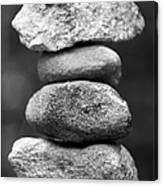 Balanced Rocks, Close-up Canvas Print