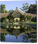 Balboa Park Botanical Building - San Diego California Canvas Print