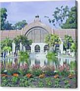 Balboa Park Botanical Garden Canvas Print