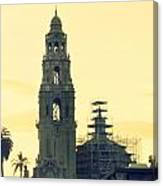 Balboa Tower  Canvas Print