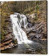 Bald River Waterfall Canvas Print